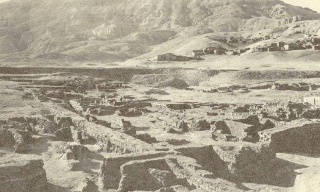 La ciudad perdida de Luxor y Zahi Hawass
