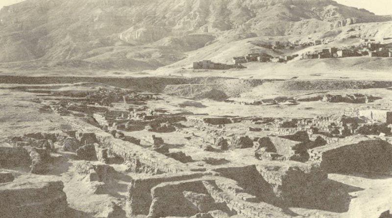 Ciudad perdida de Luxor
