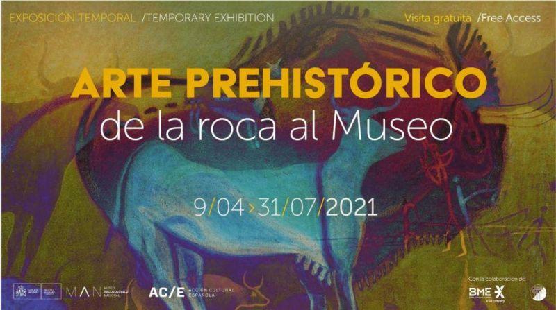 Exposición- Arte prehistórico