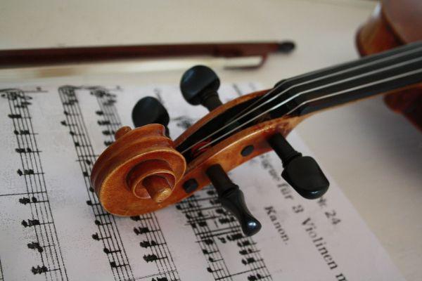 Violin - jose herrando - partitura