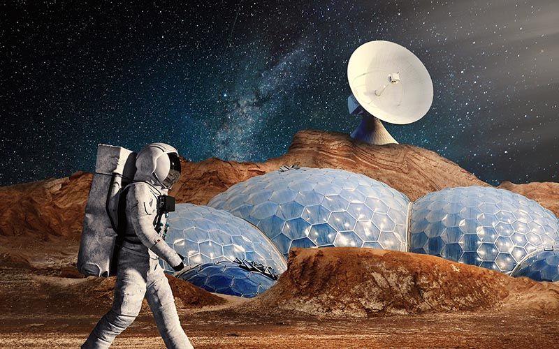La carrera espacial del siglo XXI