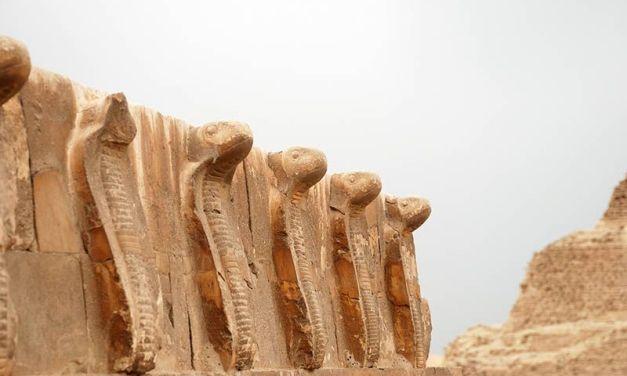 La tumba sur del recinto de Djeser