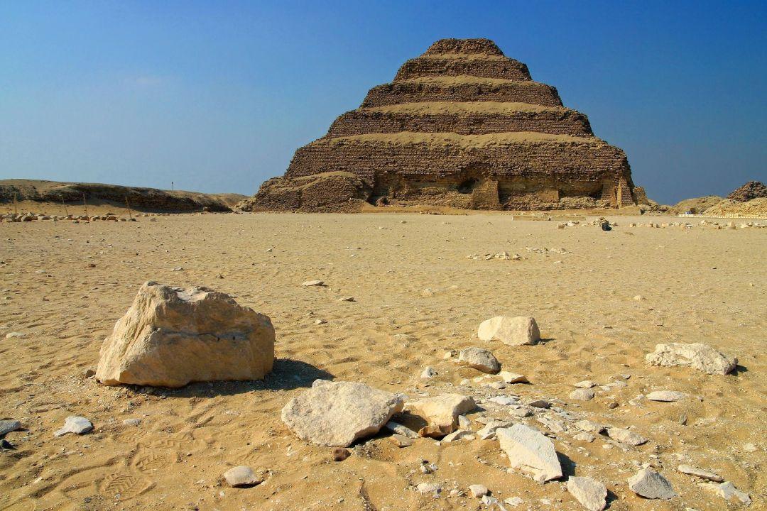 Pirámide de Saqqara- tumba sur
