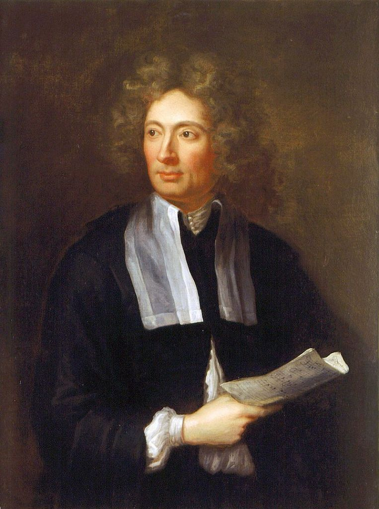 Arcangelo Corelli- retrato