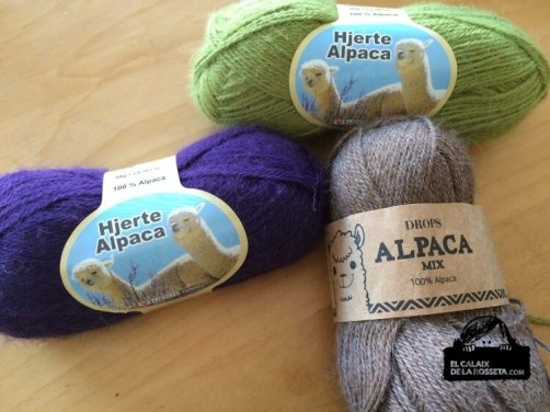 Chal Color Affection de Veera Välimäki, en Alpaca