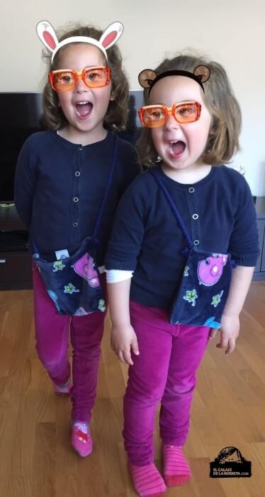 Bolsos para mis niñas