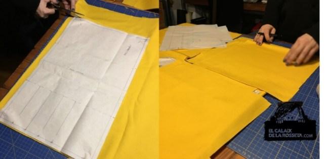 Bolsa amarilla, Kal megacosidores