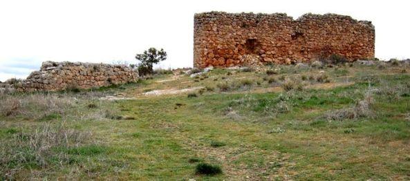 Explanada del Castillo de Rochafrida