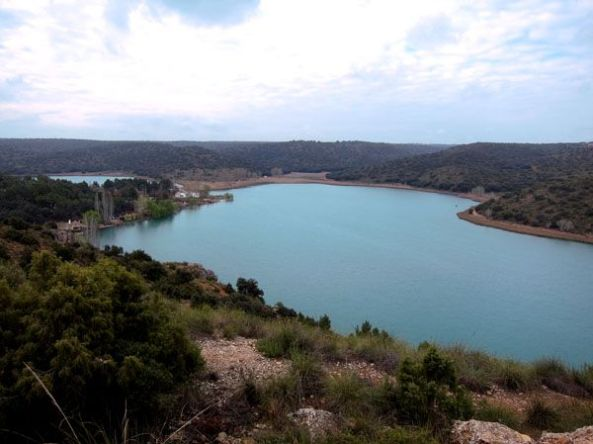 Lagunas de Ruidera - Mirador de las Canteras