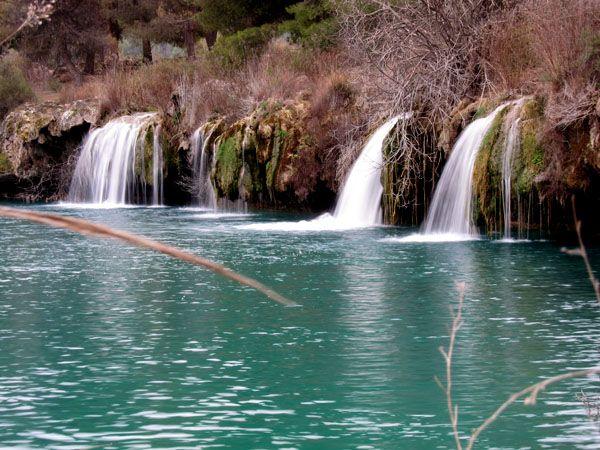 Ruidera: Ruta circular a pie por las lagunas