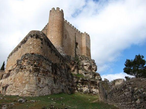 Alarcón - Castillo desde la muralla