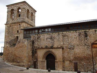 Alarcón - Iglesia Santo Domingo