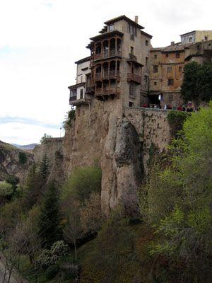 Cuenca - casas colgadas 01