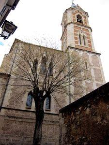 Cuenca - Iglesia del Salvador