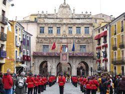 Cuenca - plaza mayor