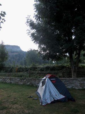 Camping la Guingueta d'Aneu
