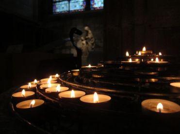Interior de Notre Dame
