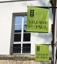 Village St-Paul. Paris