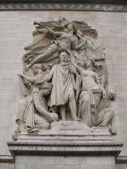 El Triunfo. Arco del Triunfo