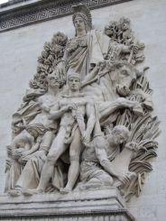 La Paz. Arco del Triunfo