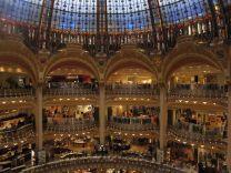 Galerías Lafayette. Paris