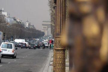 Campos Eliseos. Paris
