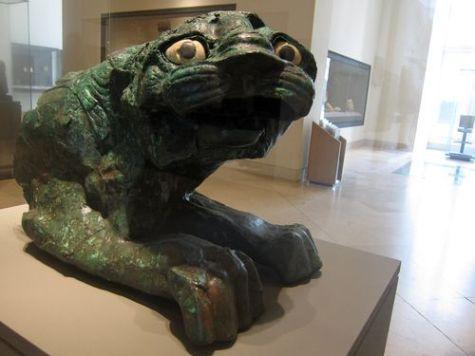 Antigüedades. Museo del Louvre. Planta Baja