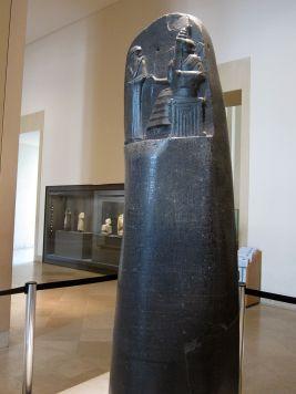Código de Hammurabi. Museo del Louvre. Planta Baja