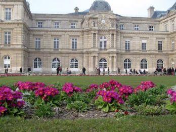 Senado de Francia. Palacio de Luxemburgo.