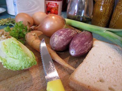Albondigas de verduras y espaguetis estilo la dama y el for Albondigas de verduras