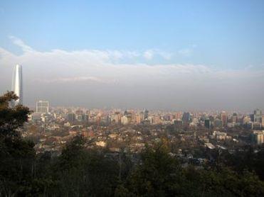 vistas cerro San Cristobal