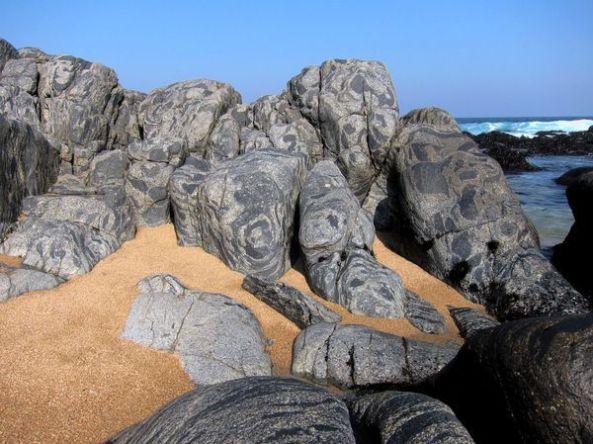 Playa de Isla Negra