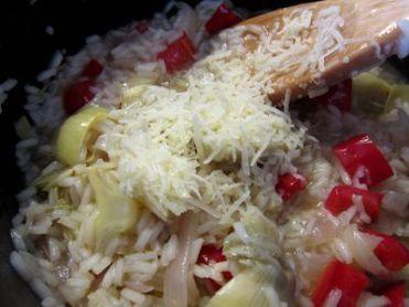 risotto-de-alcachofas-cebolla-y-romero-