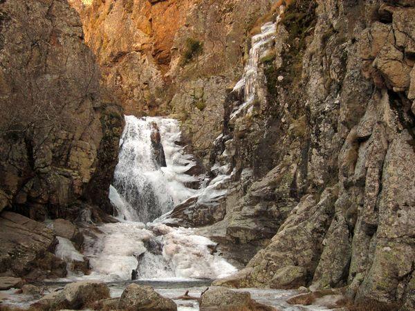 Ruta Cascada del Purgatorio, Rascafría. Madrid.