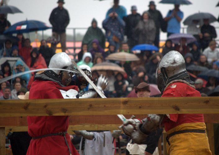 Torneo Internacional Combate Medieval