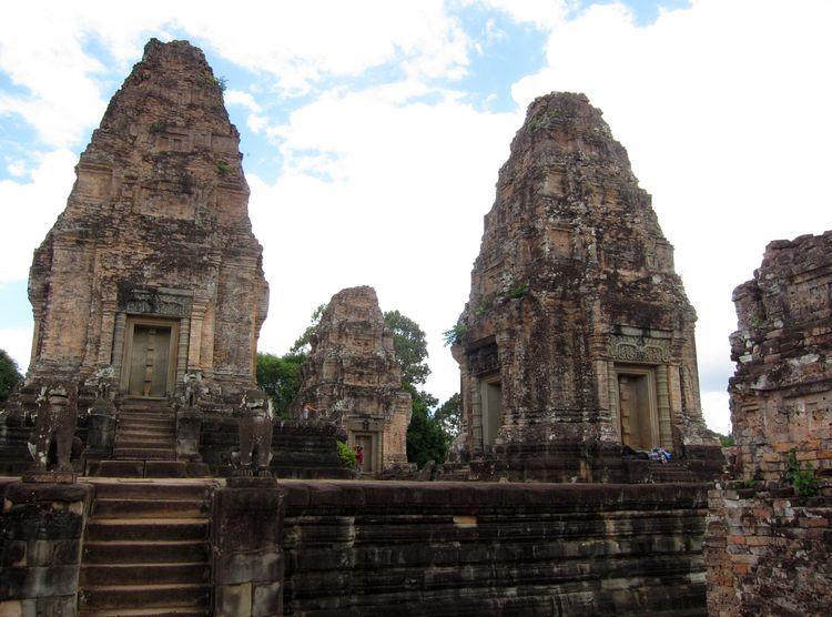 Camboya: Templos de Angkor. Itinerario de 3 días