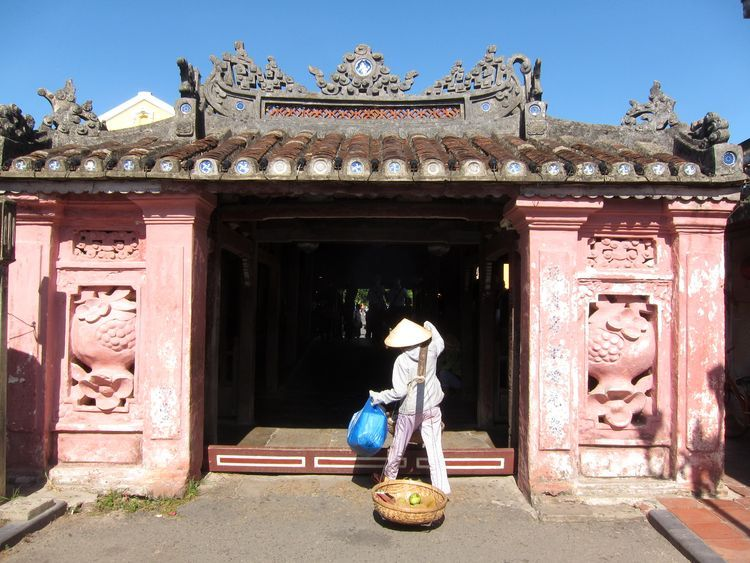 Hoi An. La joya de Vietnam.