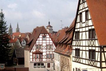 Alemania itinerario de 1 semana en coche por el sur