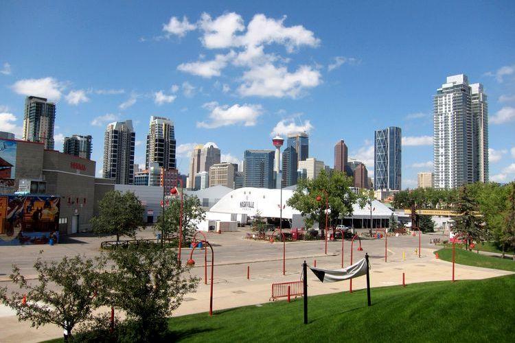 que ver en Calgary
