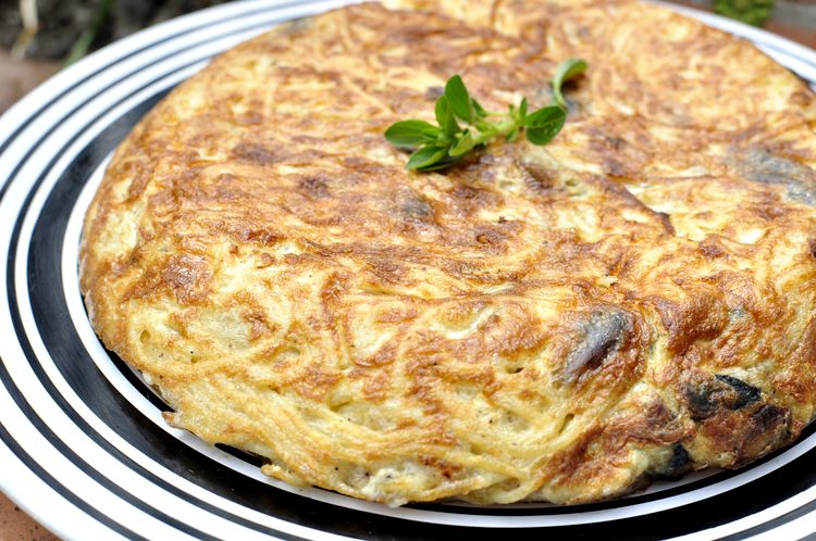 tortilla-de-spaghetti-champinones-jamon-cocido-11