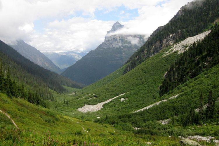 Glacier National Park de Canadá