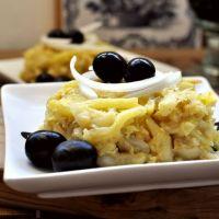 Bacalao dorado (receta de Portugal)