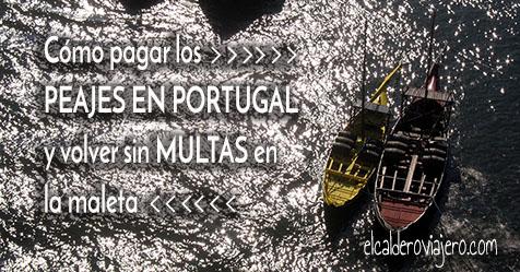 Peajes en Portugal