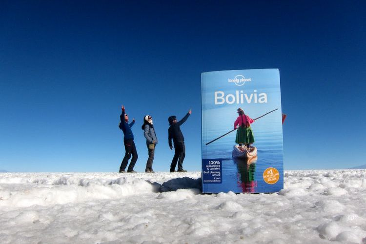 Itinerario de 20 días por Bolivia