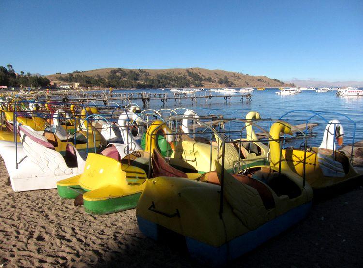 Visitar Copacabana y el Lago Titicaca