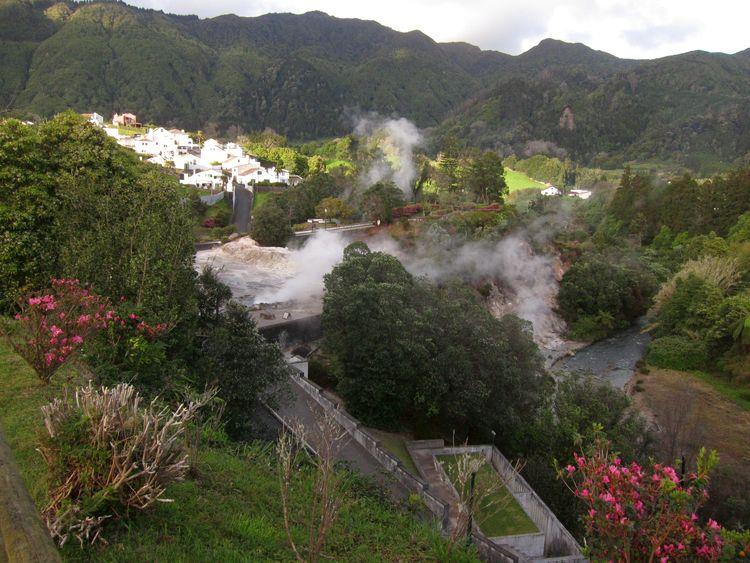 Qué ver en el concelho de Povoação, Azores