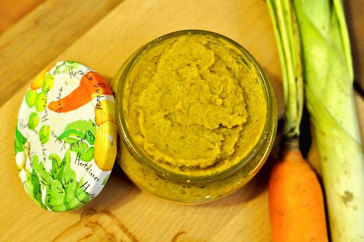 Cómo hacer caldo concentrado casero (de verduras)
