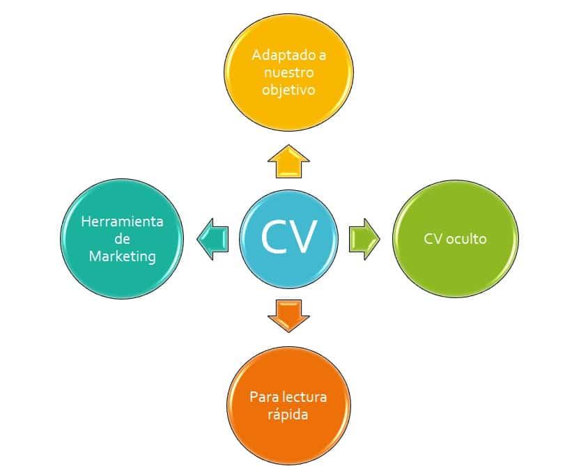 Tipos de currículum: ¿Cuál es el más adecuado?