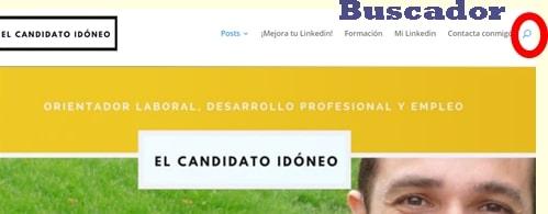 qué podéis encontrar en el blog de elcandidatoidoneo.com