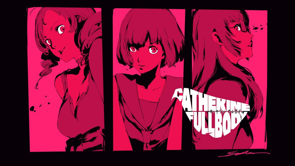 [Test] Catherine Fullbody – PS4